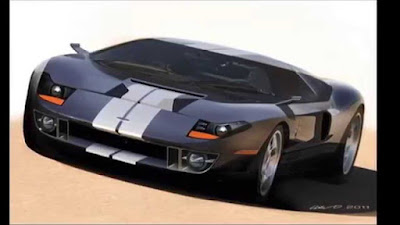 New Ford Gt Gas Mileage