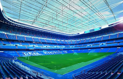 Project Bernabeu: The stadium will be covered with a retractable roof