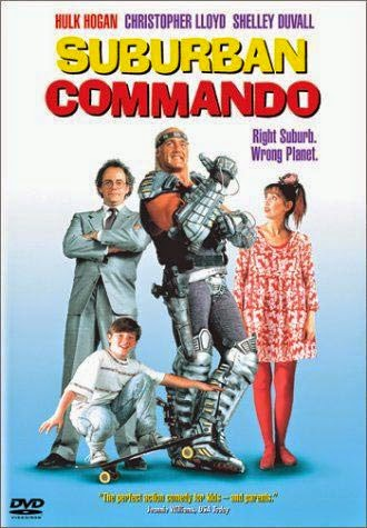 Suburban Commando (1991) Free Download In Hindi 720p HDRip 800mb