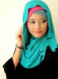 Hijab Jaman sekarang ketika Hijab menjadi Trend Fasion
