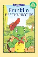 bookcover of FRANKLIN HAS THE HICCUPS  by Sharon Jennings