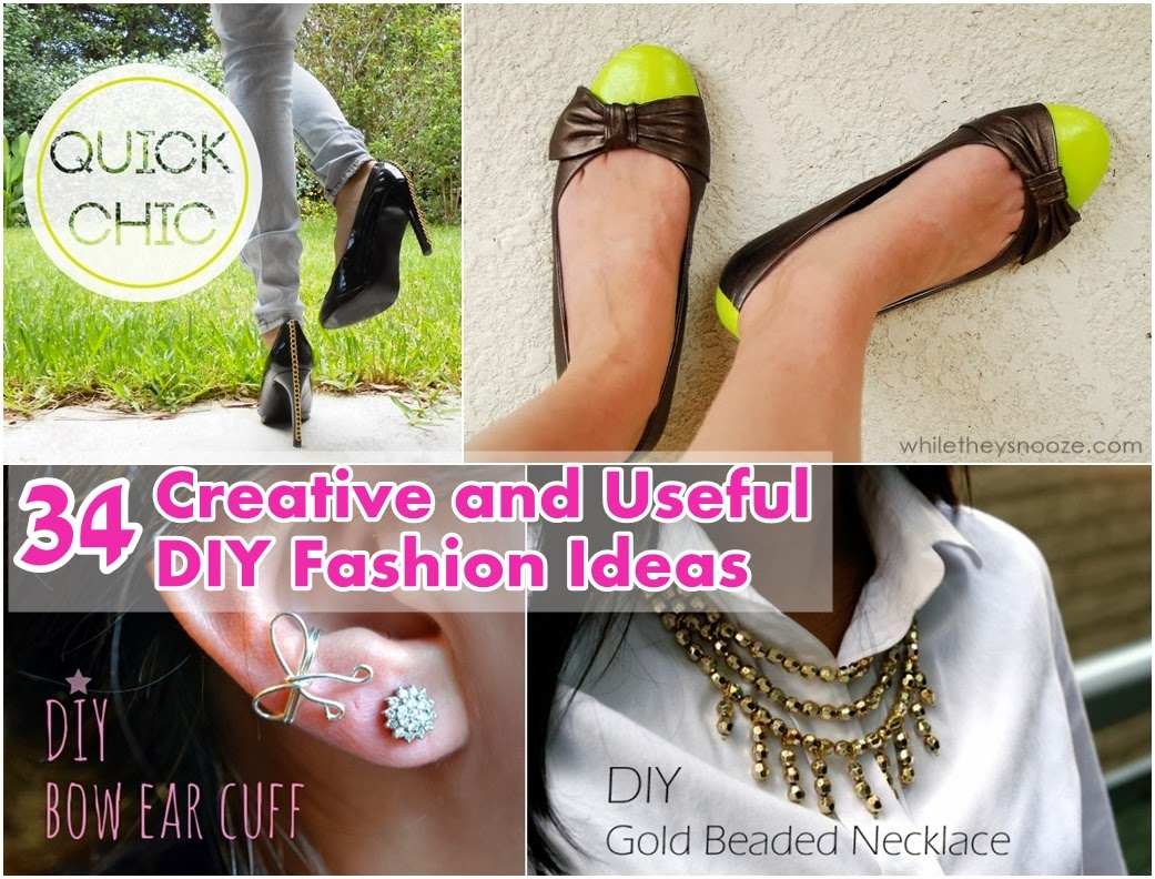 useful fashionable ideas