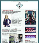 "SUBSCRIBE: ""Vashti's Crochet Inspirations"" Newsletter"