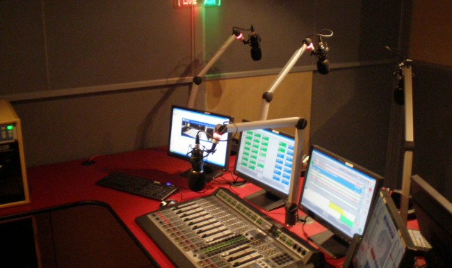 BLAZIN RADIO STUDIO