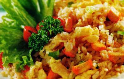 Resep Cara Membuat Nasi Goreng Tahu