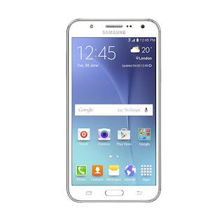 Samsung Galaxy J7 White Smartphone