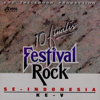 Various Artists - 10 Finalis Festival Rock (Se-Indonesia Ke V) on iTunes