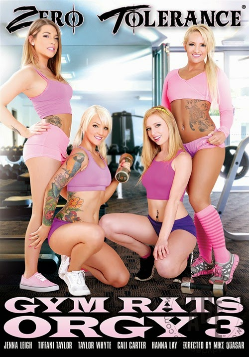 Gym Rats Orgy 3