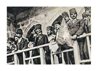 Mustafa Kemal Paşa Hükümet Konağı'nda