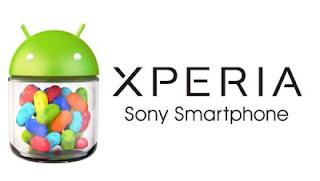 Sony Terus Jajaki Android Jelly Bean unuk Semua Perangkatnya