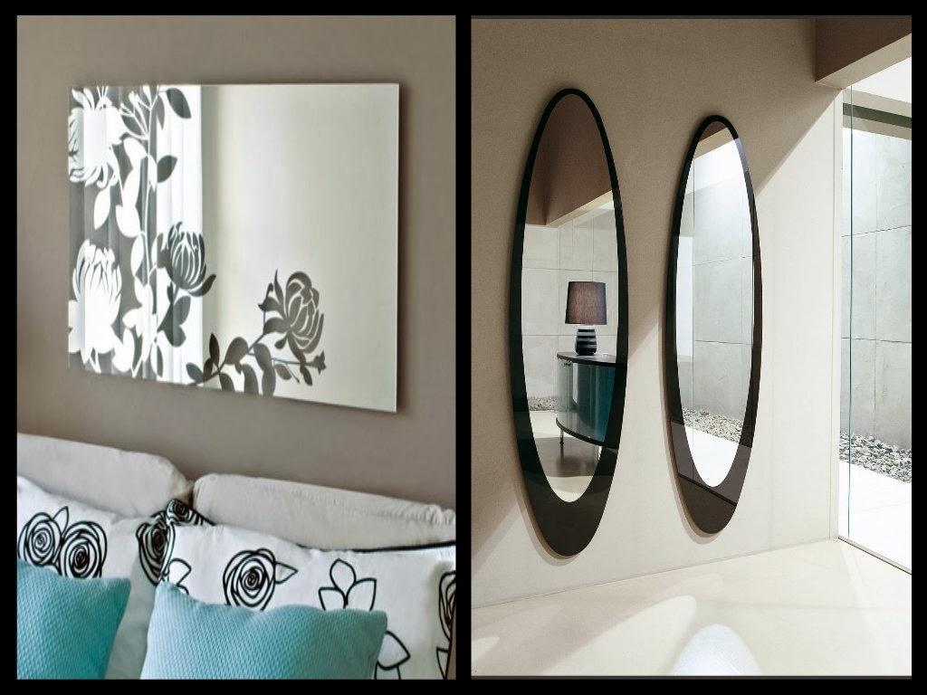 Hiasan Cermin Di Dinding