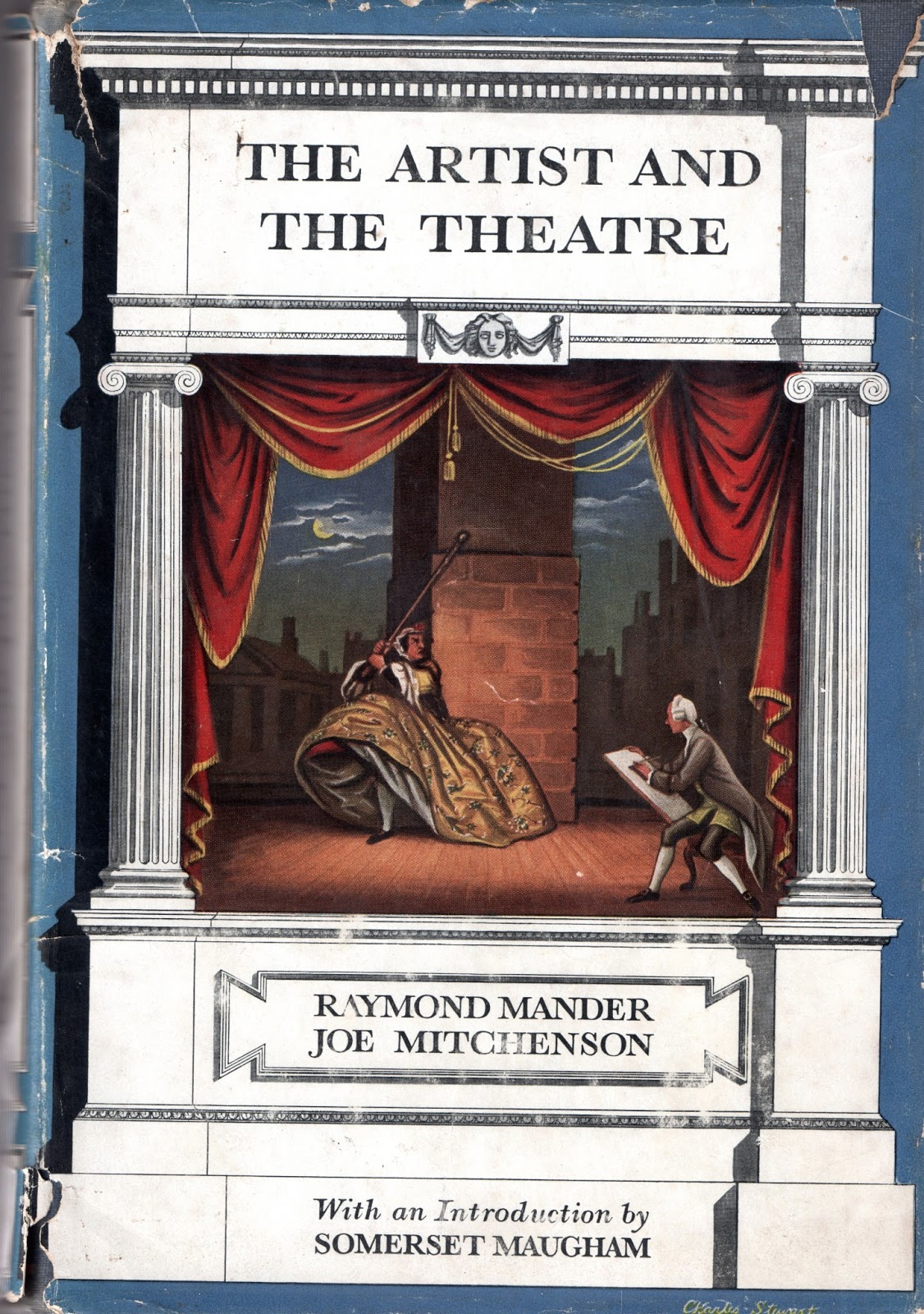 theatre maugham The time of the inquisition in spain provides what might have been a colorful and dramatic background for the story of catalina, a crippled girl made whole by divine.