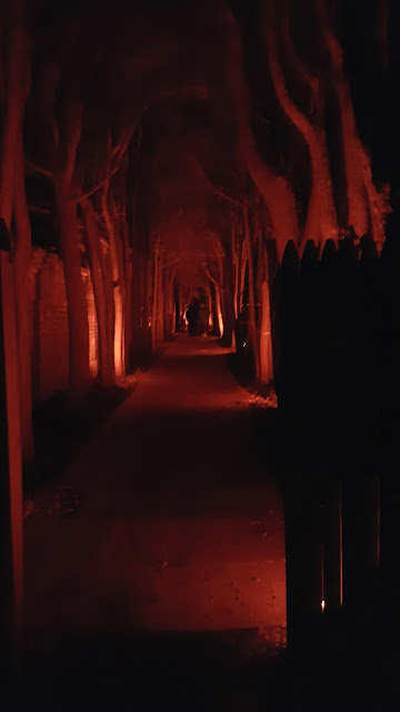 Ghost Walk at Rise of the Jack O'Lanterns