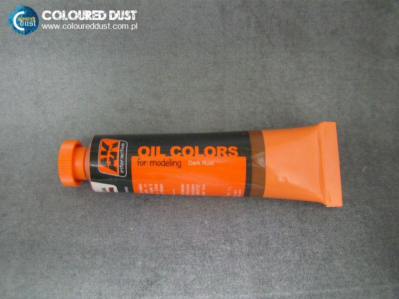 AK 504 Dark Rust
