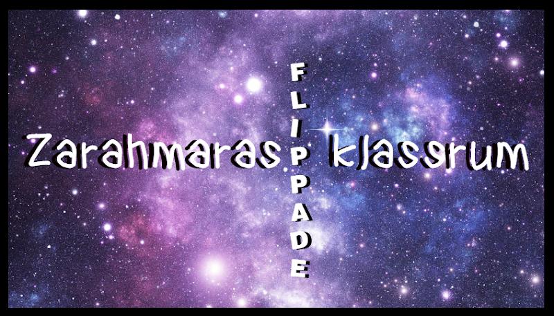 Zarahmaras flippade klassrum