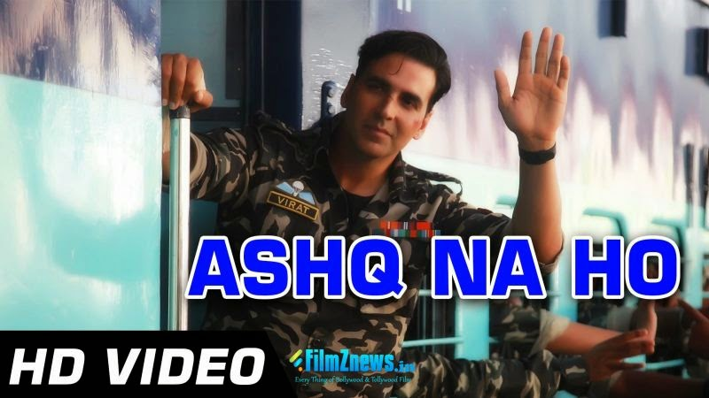 Naina Ahsq Na Ho Lyrics from Holiday (2014)