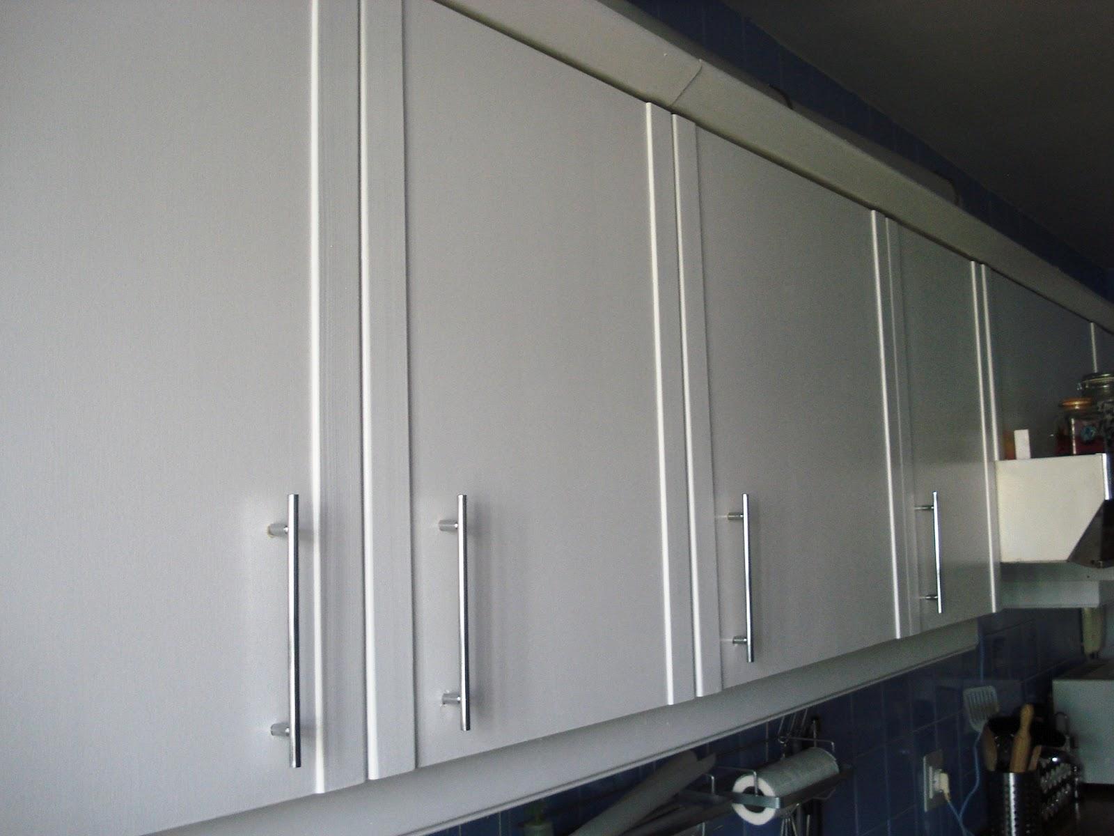 Antes y despu s de la cocina de vanesa for Con que limpiar los armarios de la cocina