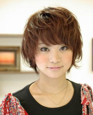 Nana Hairstyle Ideas: Short Hairstyles For Teenage Girls