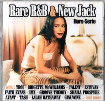 [US]    Rare R&B & New Jack (Hors-Serie Vol.3)