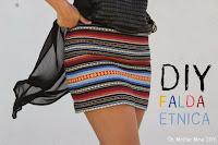 Основные юбка шаблон
