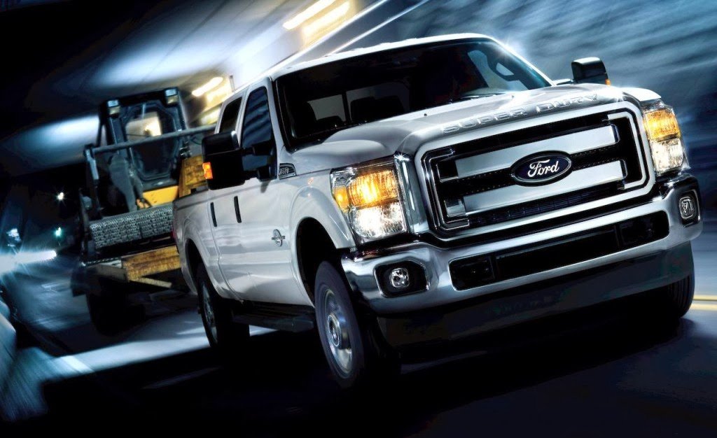 Ford F-350 Super Duty Truck Photos Gallery