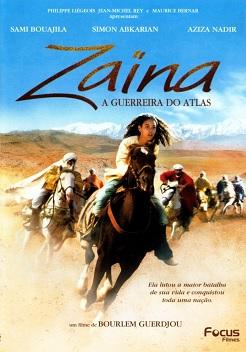 Zaina: A Guerreira do Atlas – Dublado