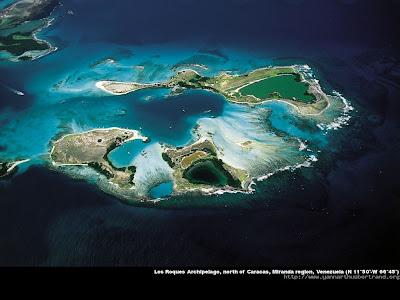 Los Roques Archipelago , North of Caracas ,Miranda Region , Venezuela