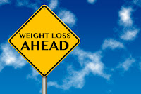 Weight Loss Ahead