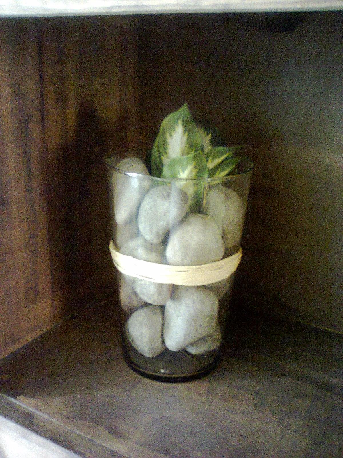 Cositis adornos con piedras de rio for Piedras de rio para decoracion
