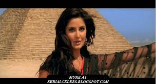 Katrina kaif in Black Saree