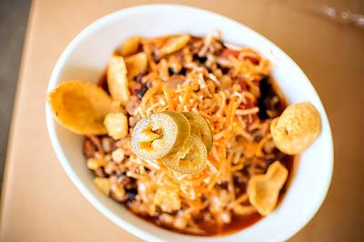Secret Recipe Club: Barbecue Chili w/ Corn
