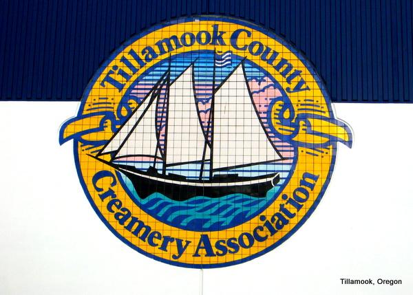 Oregon Coast - Tillamook Cheese Factory