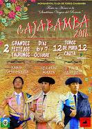 Paco Céspedes anunciado en Cajabamba, 6 y 7/10.