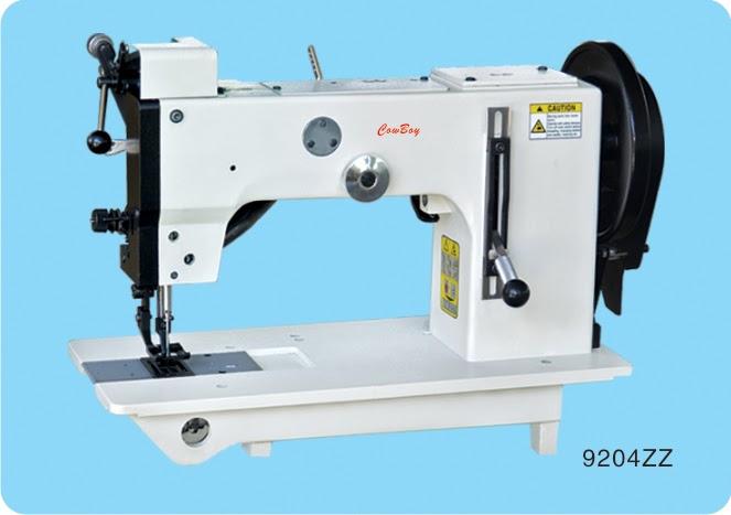 Machine coudre industrielle mati res lourdes machines coudre zigzag lourds - Machine a coudre point zig zag ...