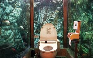 tandas awam Malaysia,Mumin Papa Cafe Japan