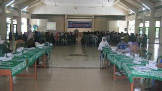 Edukasi Kesehatan dari Susu Haji Sehat kpd Calon Jamaah Haji KBIH Aisyiyah, Kulon Progo Yogyakarta Jawa Tengah