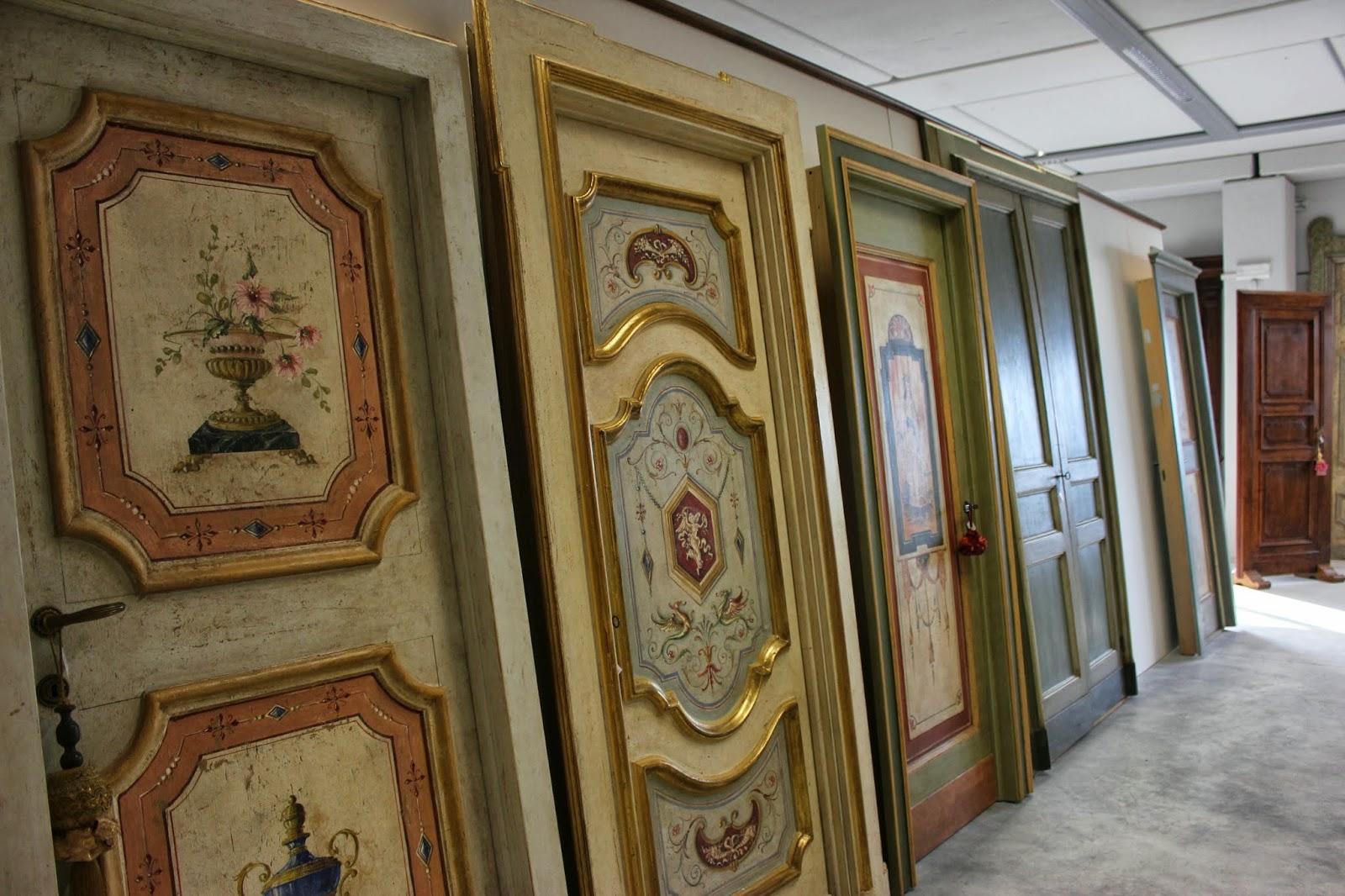 1000 images about antiques fairs on pinterest flea - Porte del passato ...