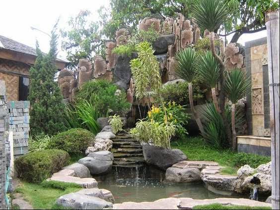 desain taman rumah minimalis 3
