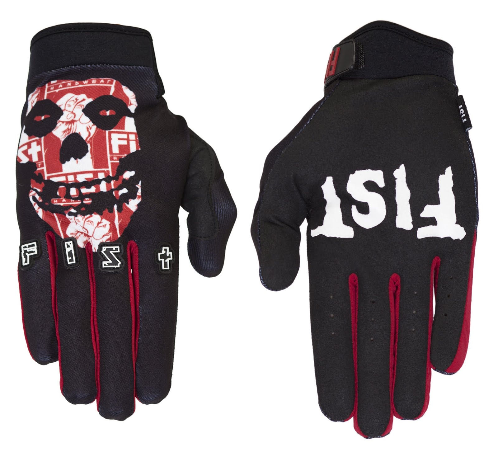 Guantes FIST $80.000