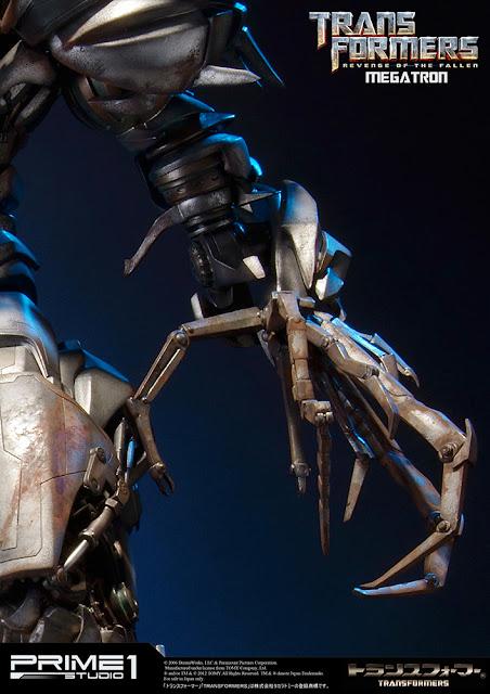 [Prime1Studio] Transformers: Revenge of The Fallen: Megatron Polystone Statue 1363962861_6
