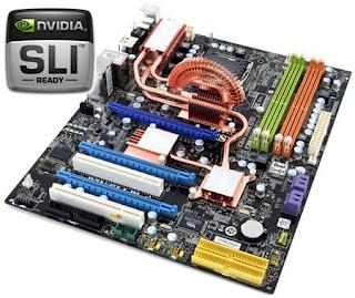 motherboard sertifikat nvidia sli