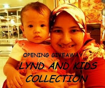 OPENING GIVEAWAY: LYND AND KIDS COLLECTION