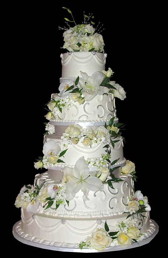 Design Wedding Cake Online