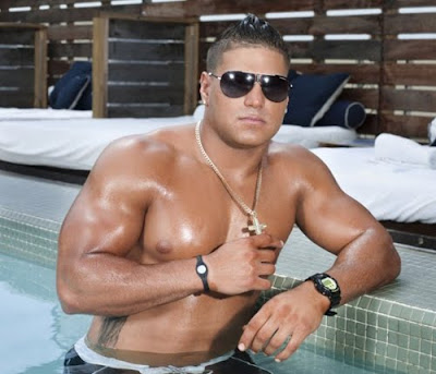 Ron Ron of Jersey Shore Divalicious Male Celebrity