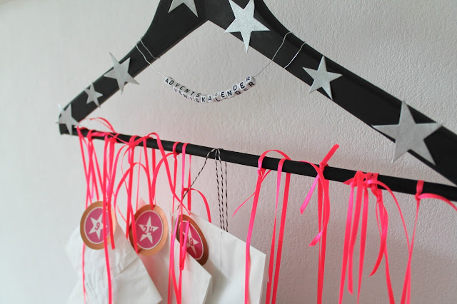 Adventskalender DIY