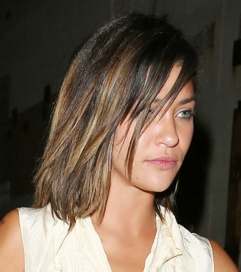 Ombr hair chatain carr - Ombre hair carre plongeant ...