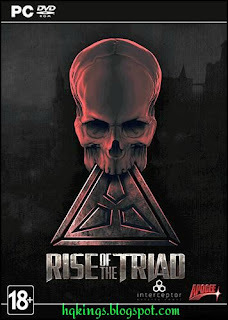 Rise of the Triad-RELOADED