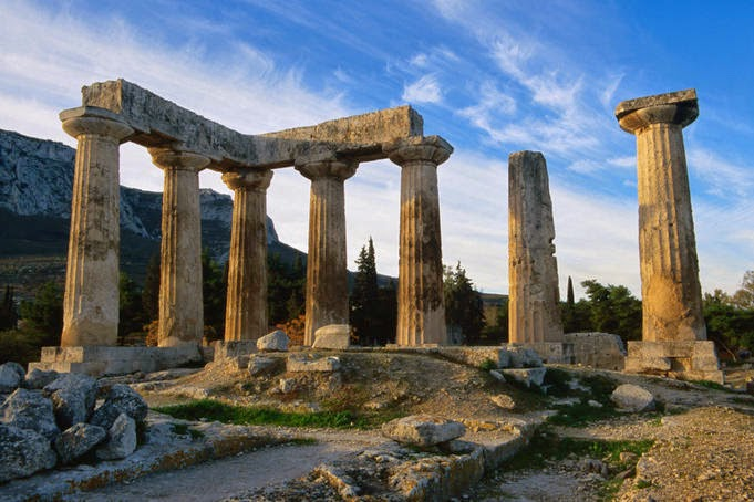 World Visits: Temple of Apollo Famous Historical Place In ...
