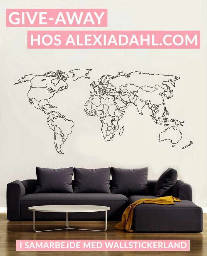 Give away hos Alexia Dahl