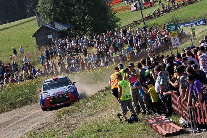 Rally Finlandia - Citroën
